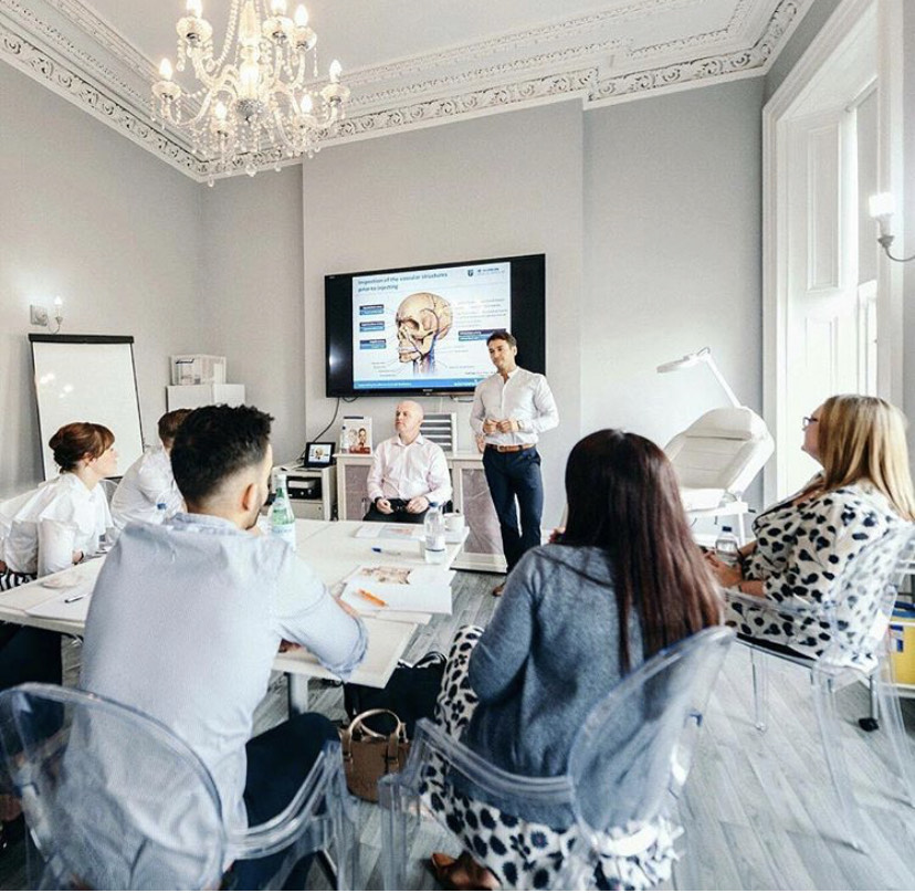 Facial Aesthetic Course Hands On